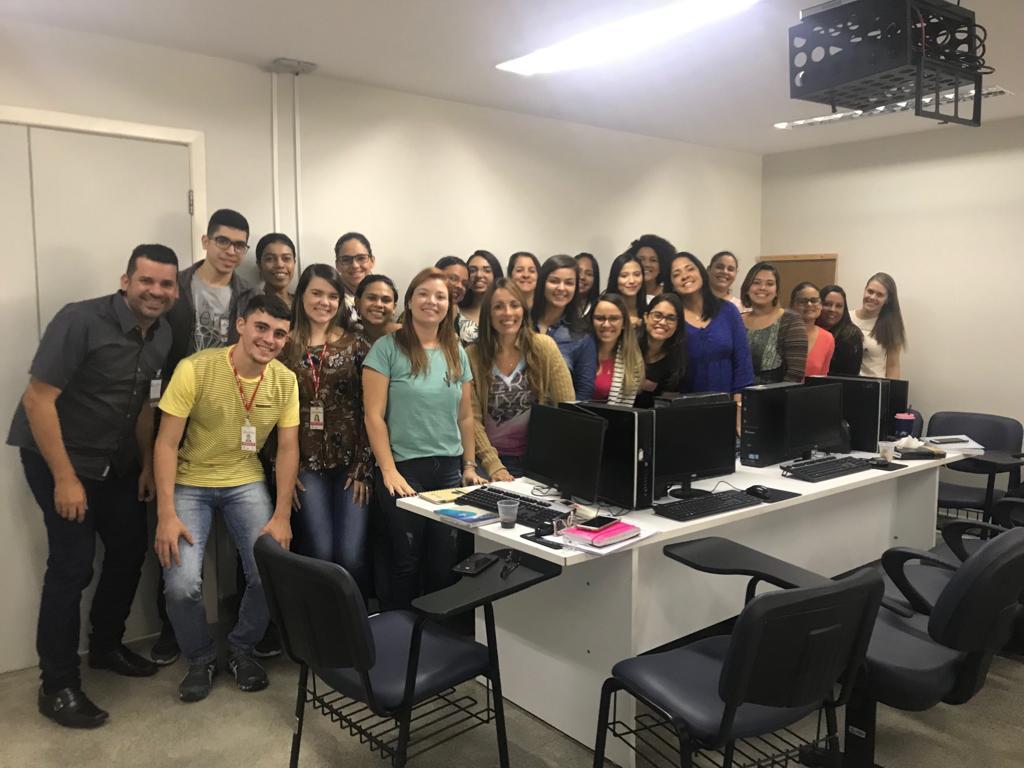 Colaboradores do Departamento Pessoal e Recursos Humanos participaram de treinamento do HTRI