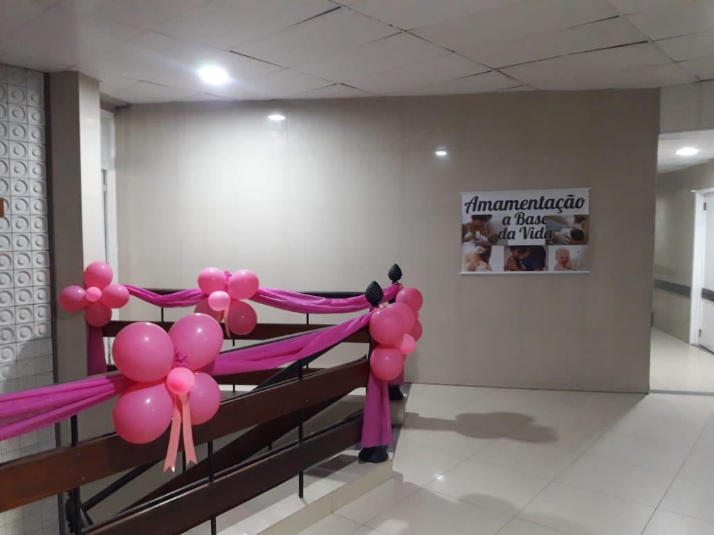 Tricentenário se prepara para o Outubro Rosa
