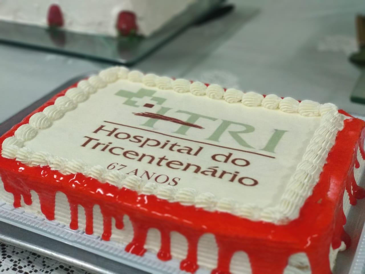 HTRI comemora 67 anos com almoço especial