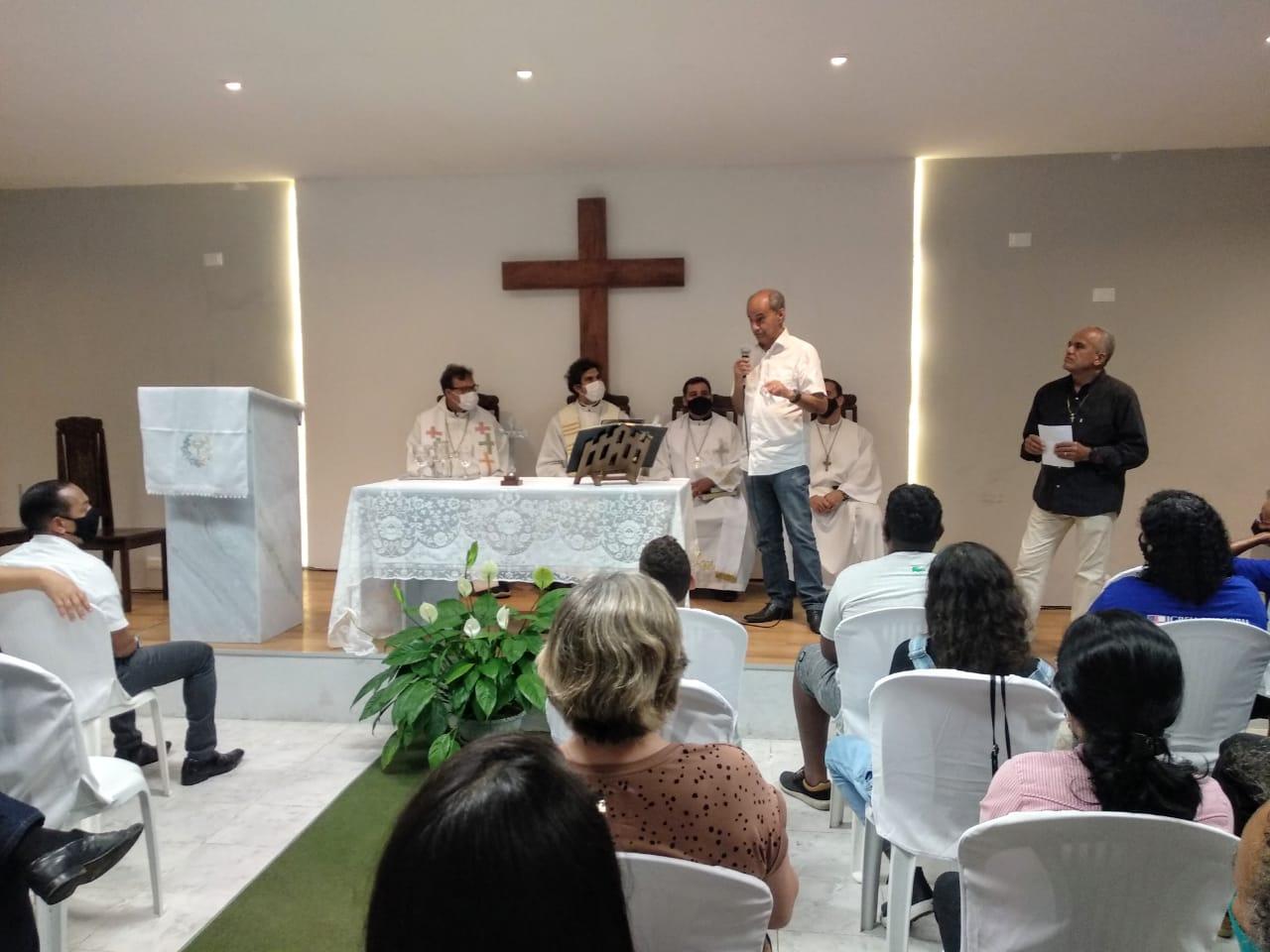 HTRI realiza culto de agradecimento pelos 67 anos